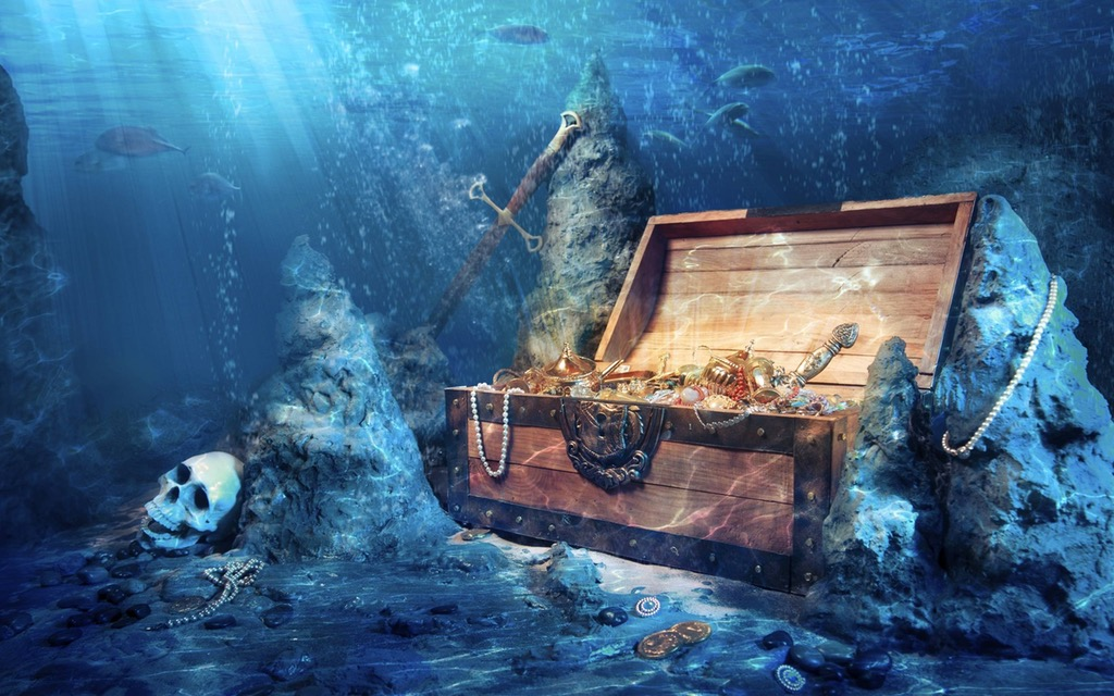 Daily Prompt: Your Buried Treasure